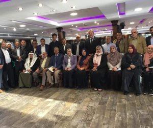 تضامن شمال سيناء تشارك بورشة عمل حول قانون تنظيم ممارسة العمل الأهلى (صور)