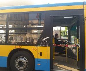 رئيس هيئة النقل العام بالقاهرة: أتوبيس الغاز يوفر 100 ألف جنيه سنوياً وتكلفته 3 مليون و650 ألف