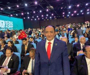 رئيس جامعة العريش: منتدى شباب العالم بشرم الشيخ رسالة سلام وفرصة لدعم السياحة عالمياً (صور)