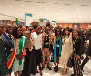 طلاب البرنامج الرئاسي الإفريقي: فخورون بوجودنا على أرض مصر ومنتدى شباب العالم ألهم جيلنا للسلام