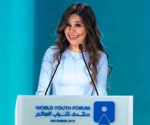 سفيرة للشباب بالأمم المتحدة: أطلب من الرئيس إضافة توصية إطلاق أول منتدى نسائى