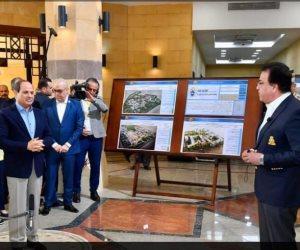 أعمال جامعة الملك سلمان الدولية تنتهي في مارس 2020.. منارة جديدة للعلم تحاكي النظم الدولية