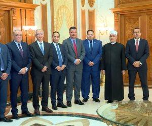 تفاصيل البرتوكول المصري - السعودي للاستفادة من لحوم الأضاحى.. يخدم المناطق الأكثر احتياجا (صور)