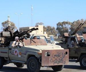 نهاية مرتزقة أردوغان.. أمريكا تسلم الوفاق قائمة لتفكيك الميلشيات المسلحة في ليبيا