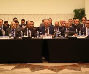 الوفد المشارك فى مفاوضات سد النهضة يصل القاهرة قادما من الخرطوم