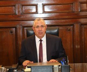 """وزير الزراعة لـ""""صوت الامة"""": طهرنا 90 ألف مؤسسة بالمحافظات للوقاية من كورونا """"مجانا"""""""