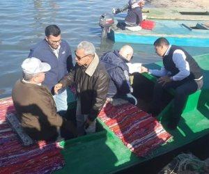 إنهاء موسم الصيد غدا.. استعدادا لبدء تطهير وتطوير بحيرة البردويل بشمال سيناء (صور)
