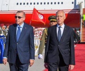 الرئاسة التونسية: تصريحات أردوغان عن ليبيا لا تعكس فحوى اجتماعه مع الرئيس قيس سعيد
