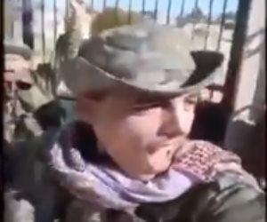 بعدما نفذوا مهمتهم ضد الأكراد.. أردوغان ينقل مليشيات سورية للتدخل في ليبيا (فيديو)