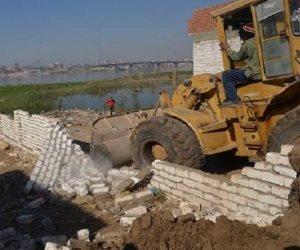 التنمية المحلية تتصدى للتعديات.. إزالة 5226 مبنى مخالفا و2208 حالات على الأرض الزراعية