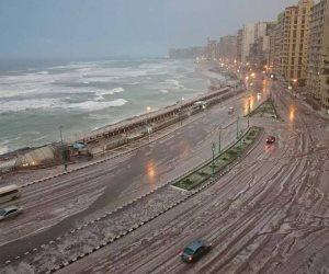 في أكثر 5 مناطق ساحلية عرضة للتغيرات المناخية.. أعلى ارتفاع للأمواج في البحيرة وأقله بالدقهلية
