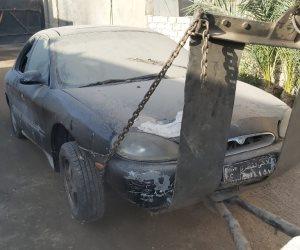 محافظ القاهرة يكشف تفاصيل مصادرة السيارات القديمة المهملة بالشوارع وبيعها في مزاد علنى