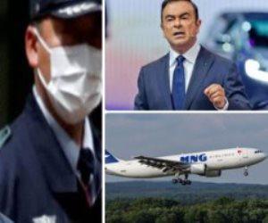 تفاصيل جديدة عن هروب كارلوس غصن من اليابان