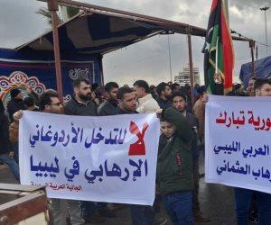 ليبيا تنتفض.. أحفاد عمر المختار يعلنون التطوع لمواجهة الاحتلال العثماني