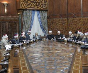 «كبار العلماء» تدين التصعيدات تجاه ليبيا وتدعم الموقف المصري للحفاظ على أمن المنطقة