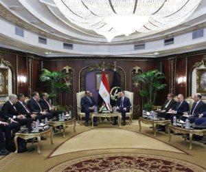 وزير الداخلية يستقبل نظيره الأردني لبحث سبل التعاون في مجال مكافحة الإرهاب