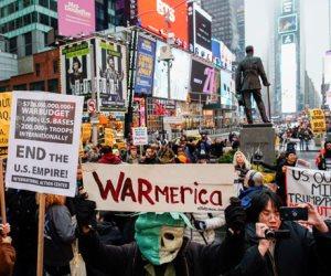 جولة مكوكية حول العالم.. تظاهرات في أمريكا تنديدًا بضربة سليماني.. حرائق بأستراليا