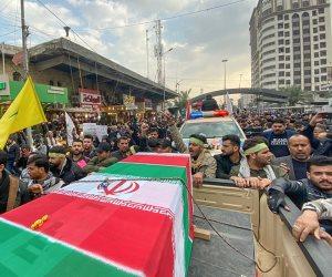 رحلة جثمان قاسم سليماني.. 8 محطات قبل أن يصل إلى «مقبرة الشهداء» بمدينة كرمان الإيرانية