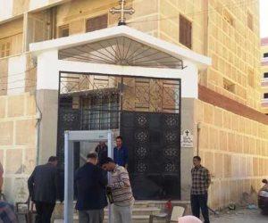 «أمن شمال سيناء» تعزز خدماتها لتأمين احتفالات الأقباط بعيد الميلاد بالعريش وبئر العبد
