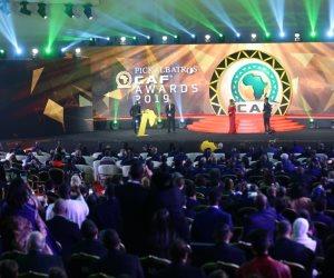 الغردقة تخطف أنظار العالم.. حفل الأفضل في إفريقيا يبهر جميع الحضور