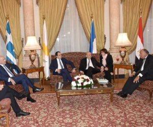 كيف لقنت الدبلوماسية المصرية «أردوغان» درسًا قاسيًا في ليبيا؟