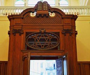 اليوم.. افتتاح المعبد اليهودي بالإسكندرية بعد أول ترميم منذ عام 1881