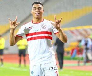 تشكيل الزمالك أمام زيسكو.. مصطفى محمد يقود الهجوم وأوناجم أساسيا