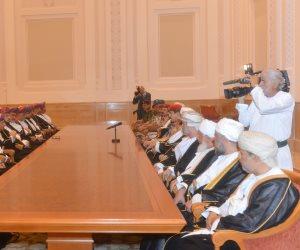 وفاة السلطان قابوس.. مجلس الدفاع الوطني فى عمان يكشف عن وصيته (صور)
