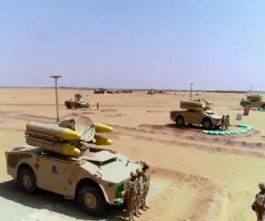 المناورة «قادر 2020».. وحدات المنطقة الشمالية العسكرية تنفذ عددا من الأنشطة القتالية على ساحل المتوسط