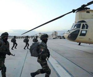 القوات الجوية تنفذ مهام قتالية على كافة الاتجاهات الاستراتيجية في «قادر 2020»