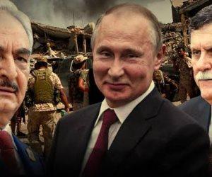 الخطوط الحمراء.. هل تنجح موسكو في فرض استمرار الـ «هدنة الهشة» في ليبيا؟