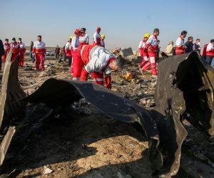 حصار الخميني ورفاقه.. الطائرة الأوكرانية تزيد عزلة النظام الإيراني