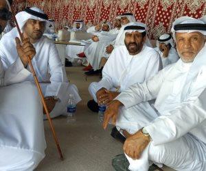 فرقة الحربية للفنون الشعبية الإماراتية تشارك بمهرجان شرم الشيخ التراثي بفنون «العيالة» (صور)