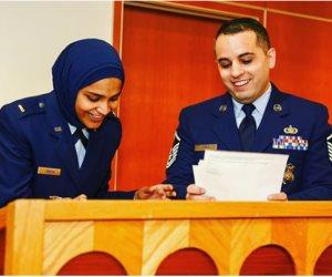 قصة تعيين مسلمة واعظة دينية لأول مرة في الجيش الأمريكي