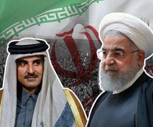 4 عقود من العلاقة الحرام بين تنظيم الحمدين ونظام الملالي