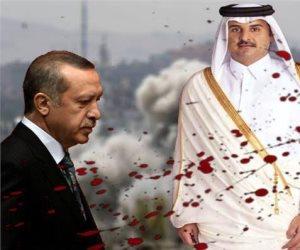 ذراعا الشيطان في الشرق الأوسط.. قطر وتركيا يواصلان دعم الإرهاب