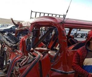 """بيان عاجل يتهم وزيرة الصحة بالتسبب في """"حادث أطباء المنيا المأساوي"""""""