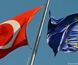 """بعد افتعاله أزمة """"غاز المتوسط"""".. الاتحاد الأوربي يعاقب أردوغان ويخفض مساعداته لتركيا"""