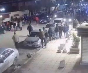 التحريات توصلت إلى صاحب السيارة.. دهس مواطنين بمدينة شبين الكوم في المنوفية (فيديو)