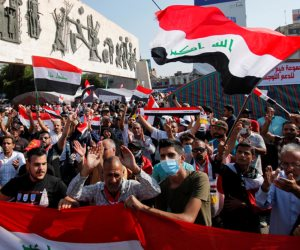 قتيل ثان بالرصاص الحي في احتجاجات بغداد