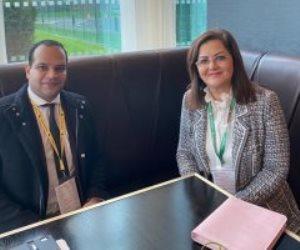 وزيرة التخطيط: مذكرة تفاهم لضخ 3 مليارات جنيه إسترلينى استثمارات في مصر