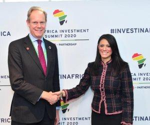 """قمة لندن للاستثمار.. مصر وبريطانيا تعلنان إقامة شراكة اقتصادية لتنفيذ رؤية """"مصر 2030"""""""