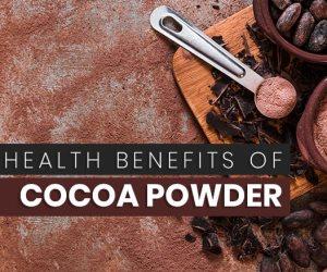تقليل الوزن وحماية الأسنان.. 10 فوائد صحية مذهلة لمسحوق الكاكاو