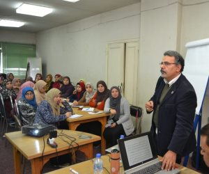 «فرصة» يطلق أولى تدريباته لتغيير ثقافة العمل في بني سويف
