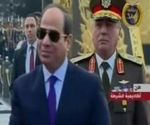 بث مباشر.. الرئيس السيسي يشهد احتفال عيد الشرطة الـ68