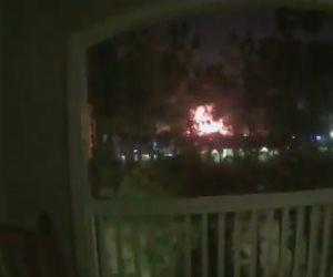 ننشر أول فيديو من انفجار في مبنى بمدينة هيوستون الأمريكية
