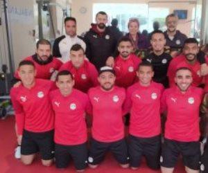 منتخب الصالات يتوجه إلى المغرب اليوم استعدادا لبطولة الأمم الأفريقية