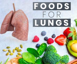 للحفاظ على صحة الرئة.. تعرف على أفضل 10 أطعمة