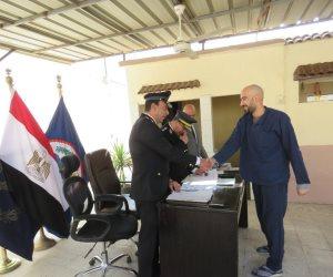 عيد الشرطة الـ 68.. إفراج بالعفو عن 2957 سجينا والشرطي لـ 498 (صور)