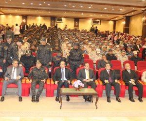 «شوشة» في احتفالية عيد الشرطة: رجال الداخلية سطروا ملحمة تاريخية على أرض سيناء